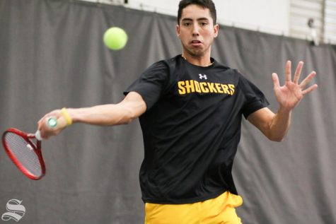 Shocker tennis clinches win against UT Arlington