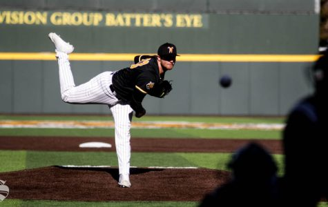 Shocker baseball stretches winning streak to 7 games on West Coast trip