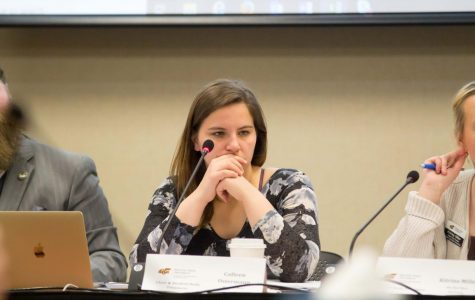 SGA Budget and Finance committee recommend downvote on proposed student fees bill