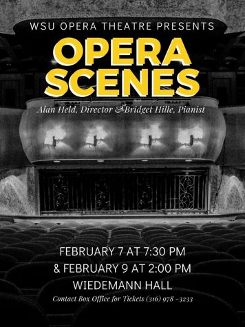 REVIEW: WSU Opera Theatre presents 'Scenes and Songs'
