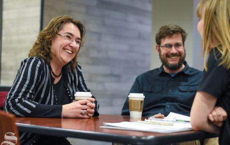 WSU faculty couple shares their love story