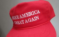 Student threatened over MAGA hat