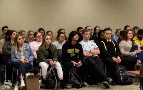 Students react to possible Student Involvement budget cuts