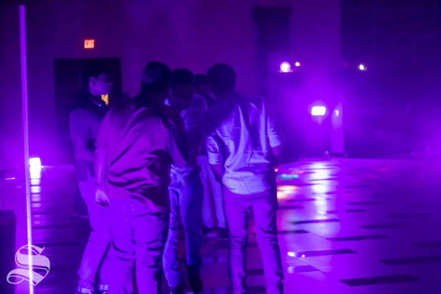 Bollywood Night is an event hosted by  the Association of Hindu Students In America. The event was to play Bollywood dance music an get other stuents intereste in thier group.