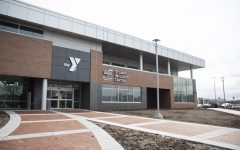 Steve Clark YMCA and Student Wellness Center on Monday, March 23, 2020.