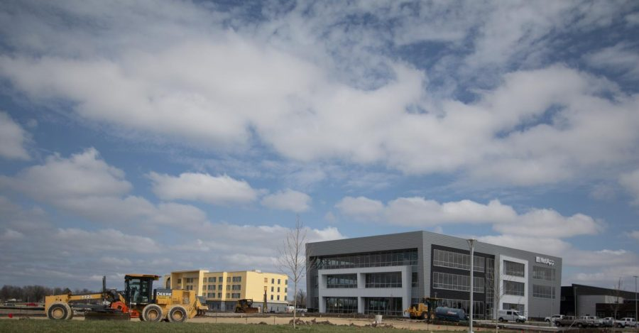 Innovation Campus on Monday, March 23, 2020.