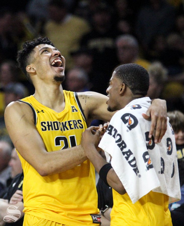 GALLERY: Wichita State washes away Tulsa, finish regular season 23-8