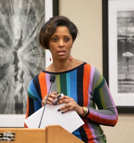 Student Senate gets campus diversity climate survey update