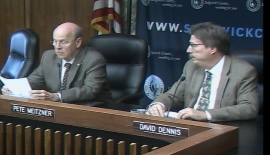 Screenshot+of+Sedgwick+County%27s+livestream+where+Chairman+Pete+Meitzner+and+Manager+Tom+Stoltz+gave+their+daily+briefing+on+March+20.