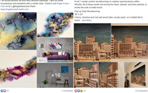 Virtual Final Friday showcases local artists in the age of social distancing