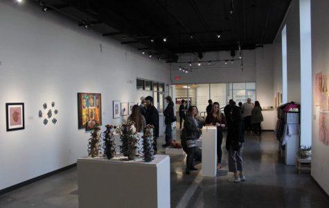 ShiftSpace hosts BFA Senior Exhibition