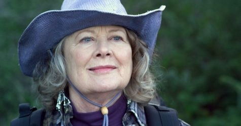 """Shirley Knight in """"Redwood Highway"""" (2013)."""