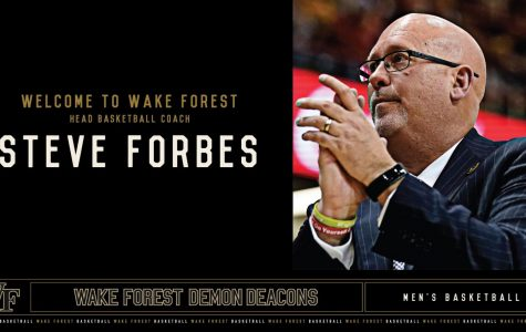 Steve Forbes, former WSU assistant, inks Power 5 coaching gig with Wake Forest