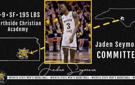 High school prospect Jaden Seymour announces intentions to join Shockers next seaon