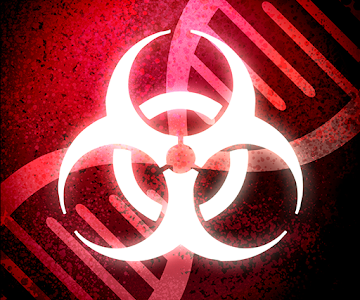 Plague Inc.'s logo.
