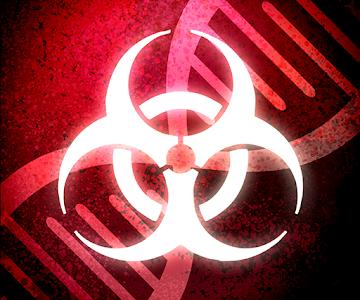 Plague Inc.'s logo.