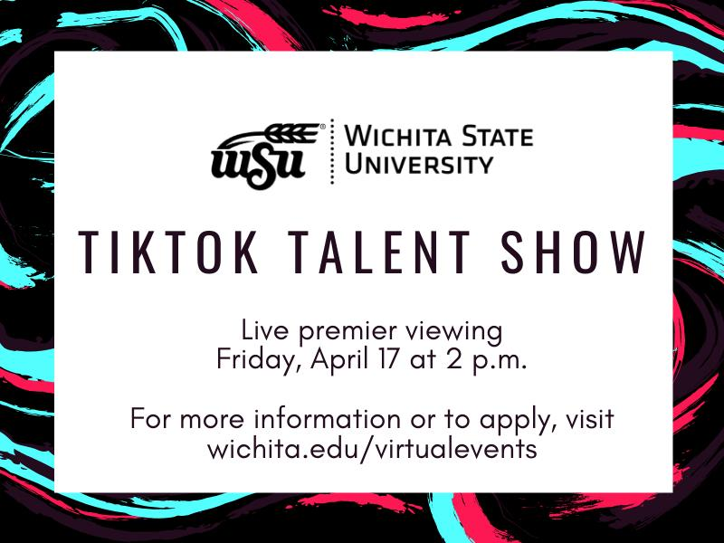 SAC, Student Involvement to host TikTok Talent Show