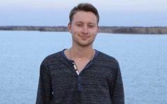 Sunflower reporter Austin Farber
