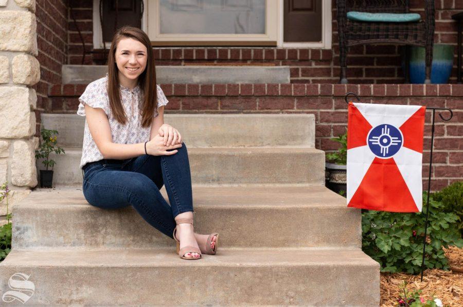Madison Harris is a senior majoring in strategic communication.