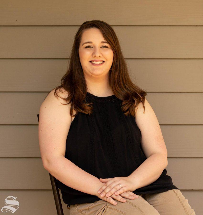 Katelynn Sears is a senior majoring in graphic design.