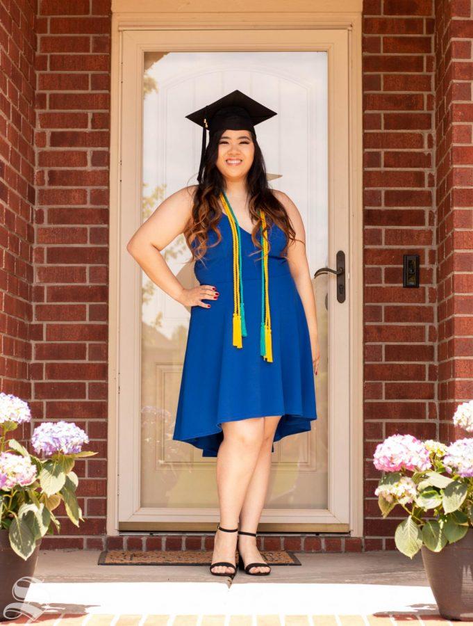 Ashley Lai is a senior majoring in social work.