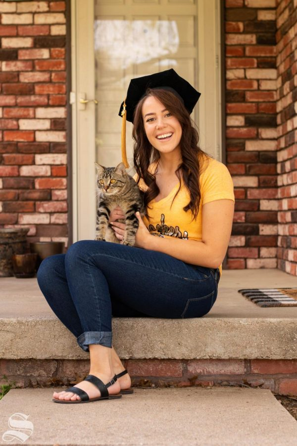 Ashley Neidert is a senior receiving her doctorate in physical therapy.