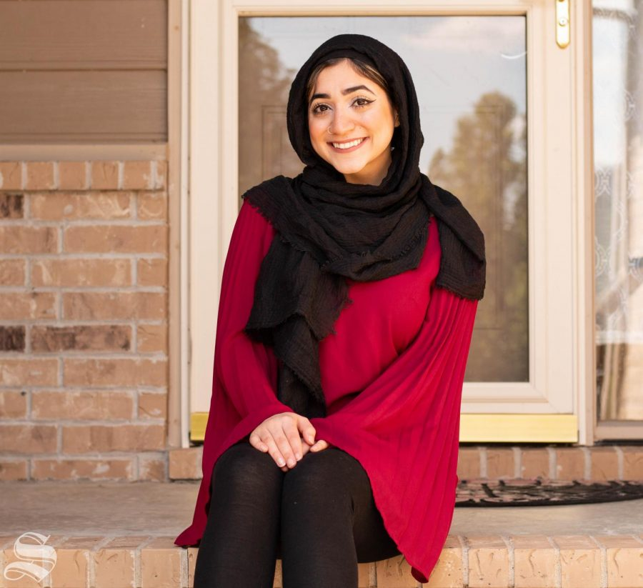 Sundus Awadi is a senior majoring in psychology.