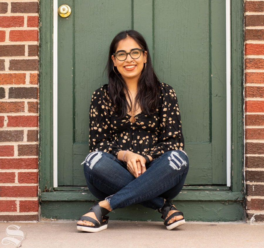 Muskan Subnani is a senior majoring in computer science.