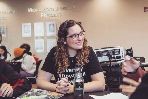 Maggie Brown, a junior studying aerospace engineering at WSU, is attending the NASA L