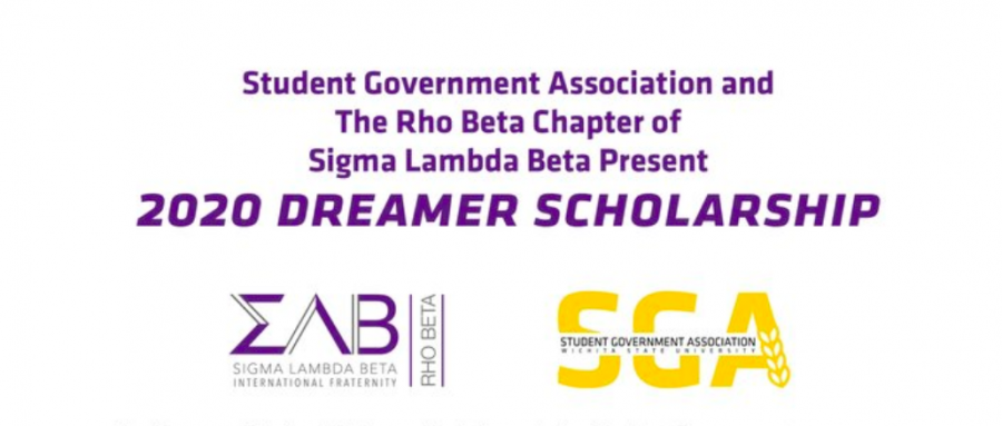 Applications+for+the+2020+Dreamer+Scholarship+are+now+open.+The+scholarship+was+created+by+Sigma+Lambda+Beta+fraternity+and+the+Student+Government+Association+to+help+DACA+recipients+and+undocumented+students+at+Wichita+State.+