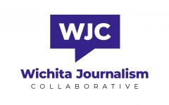 The official logo of the Wichita Journalism Collaborative, a new project between seven local newsrooms. The project, officially announced Tuesday, is supported by a $100,000 grant.