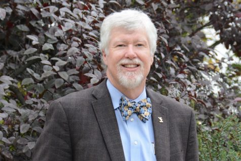 Dr. Gregory Hand, founding dean of West Virginia University