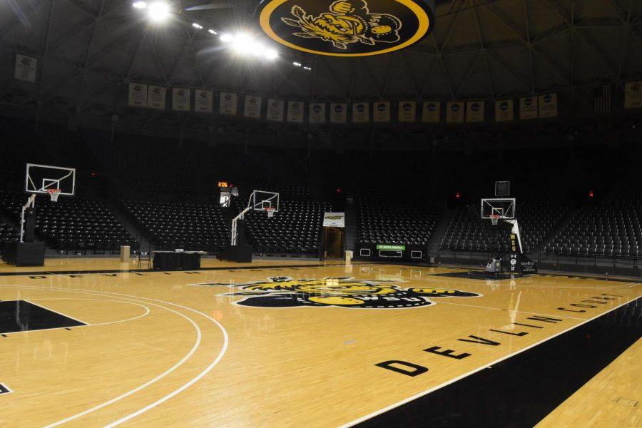 WSU names new men's basketball PA voice