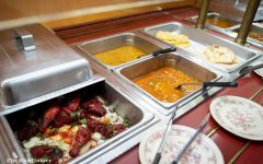 The lunch buffet at Passage to India, 6100 E 21st St N #180. Columnist Kamilah Gumbs recommends the restaurant as one of her favorite food spots near Wichita State.