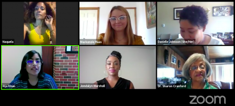 The Office of Diversity and Inclusion held a facebook live virtual panel for Women's Equality Day Wednesday.