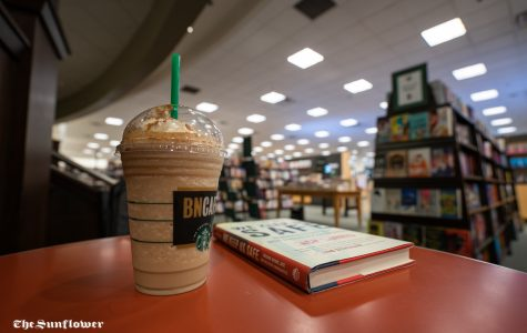 Barnes and Nobles is a great study spot because it's never crowded, it smells good, and it makes you feel like a smart bookworm.