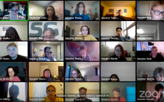 SGA granted four student organizations RSO status during their meeting Wednesday, held via zoom.