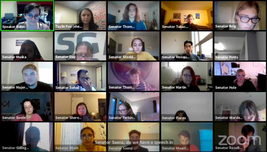 SGA+granted+four+student+organizations+RSO+status+during+their+meeting+Wednesday%2C+held+via+zoom.