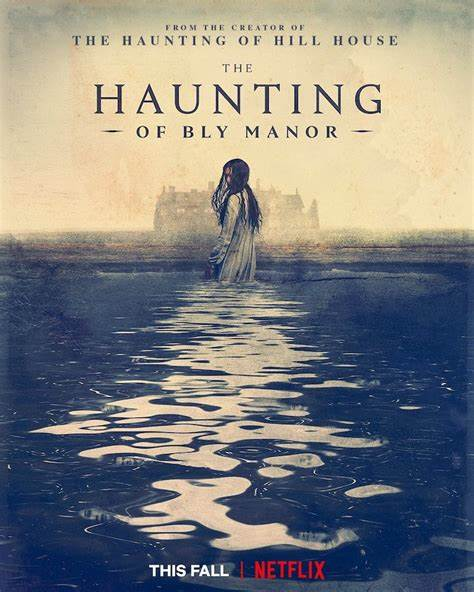 Haunting of Bly Manor series poster.