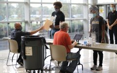 Wichita State held a community voting event for WSU students and the surrounding areas on Oct. 22.