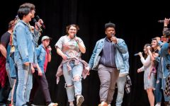 Shockapella performing at the International Championship of Collegiate A Cappella (ICCA), which took place at the beginning of this year.