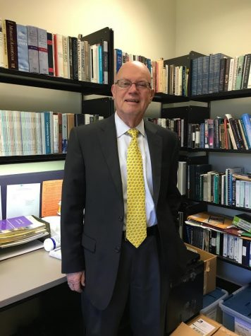 Retiring communications professor reflects on his career achievements