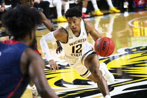 PHOTOS: Wichita State defeated Newman, 81-43