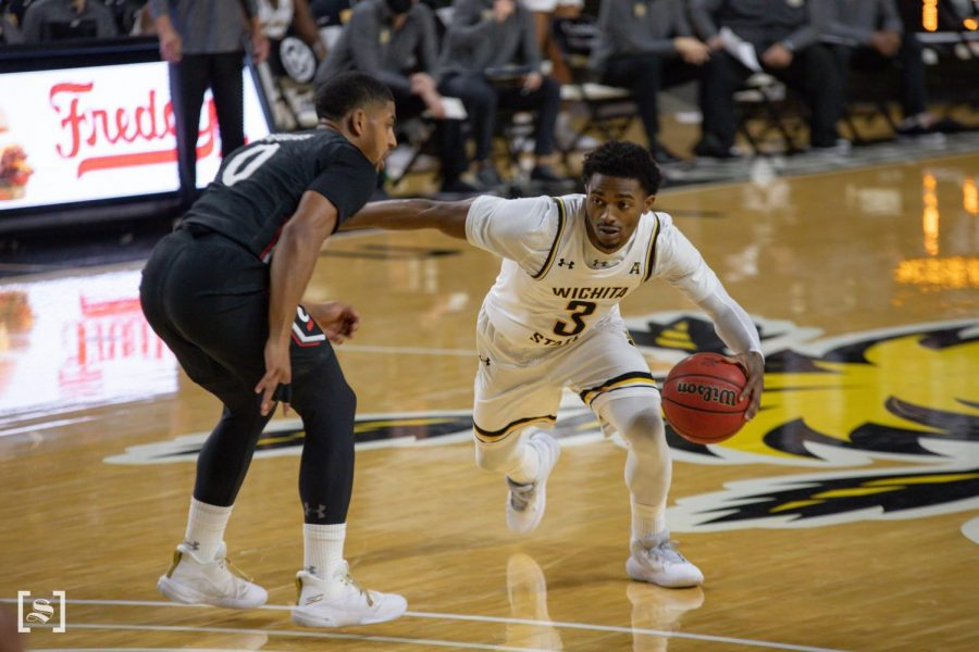 Shockers have third conference game postponed