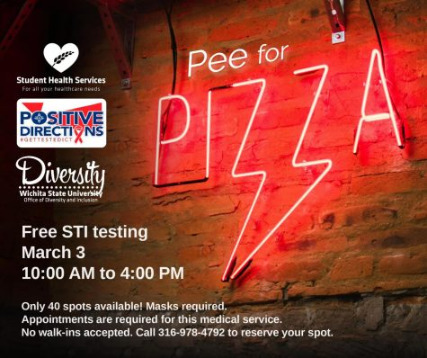 Pee for Pizza event provides free STI testing and sexual education for students