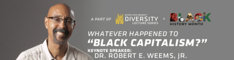 'Whatever Happened to 'Black Capitalism': keynote speaker examines the past to find solutions for the present