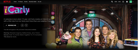 """iCarly"" catches the ""i"" of college students following Netflix debut"