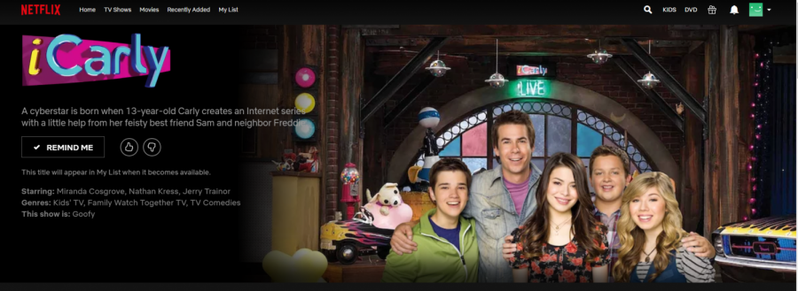 %22iCarly%22+catches+the+%E2%80%9Ci%E2%80%9D+of+college+students+following+Netflix+debut
