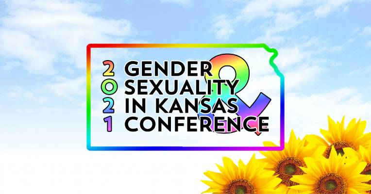 The 2021 Gender & Sexuality in Kansas Conference was held March 12, 2021.