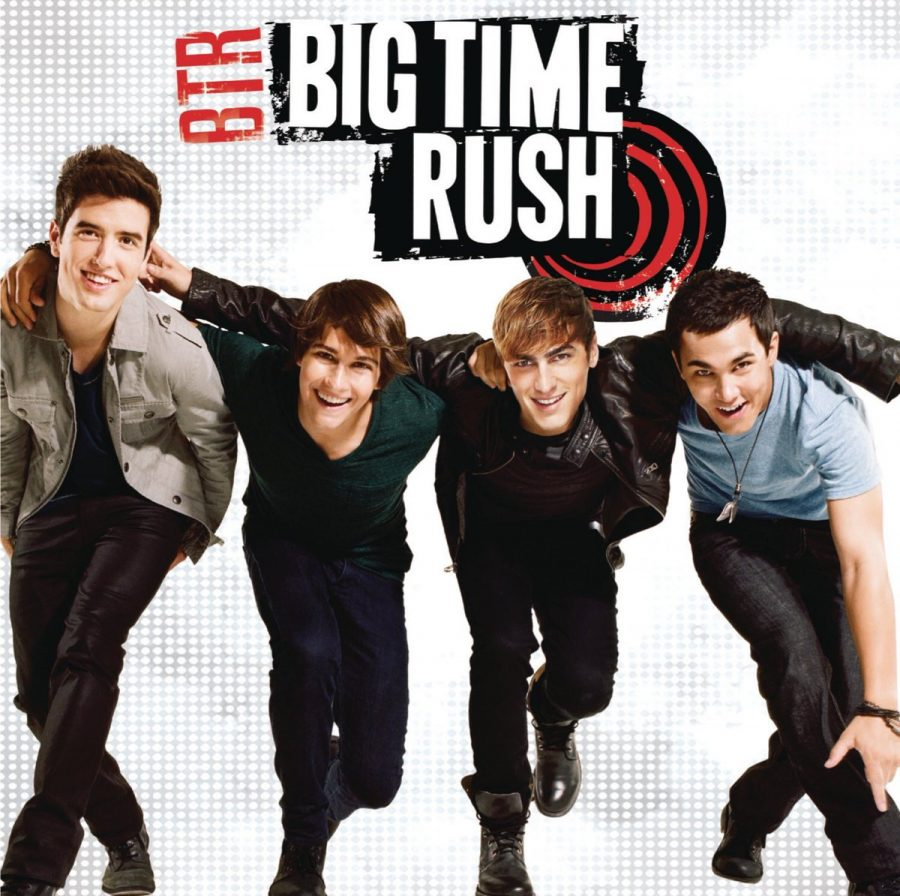 Big Time Rush is back in a Big Time way